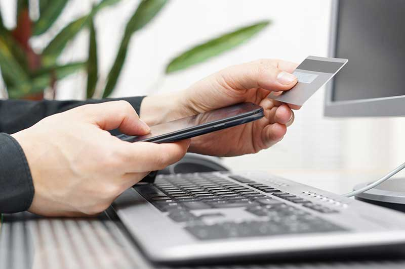 how to take card payments on your phone
