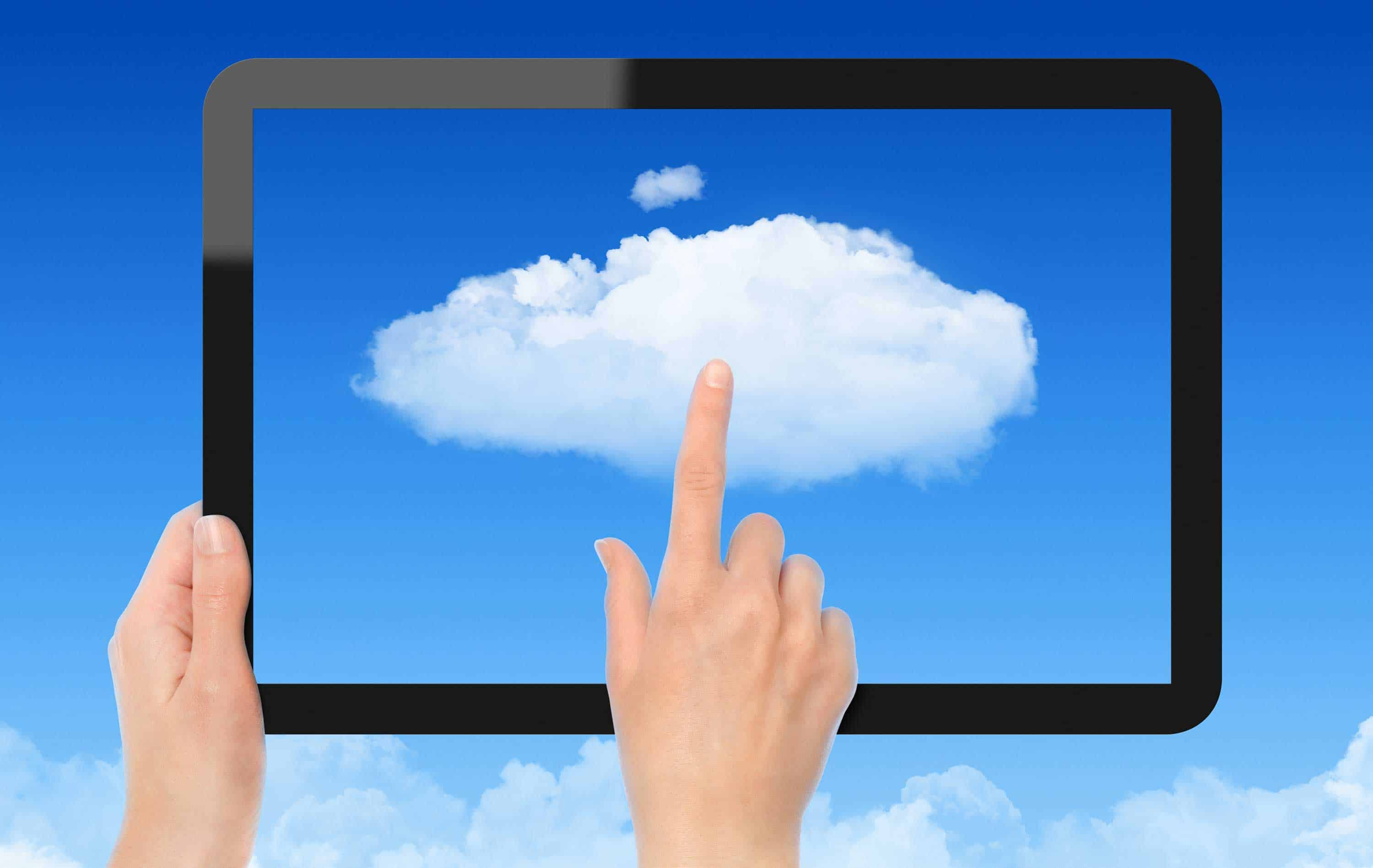 Using the cloud to switch from Windows to Mac
