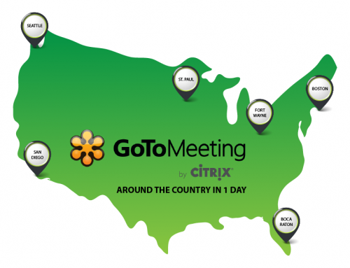 Citrix GoToMeeting Offers Alternative to Business Travel