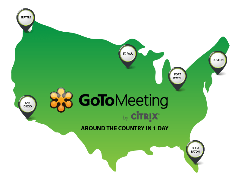 GoToMeeting Trip