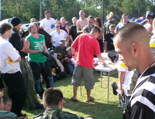 NSA Paintball – Scenario Paintball Events
