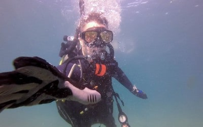 Underwater Photography with GoPro Hero 3 Plus