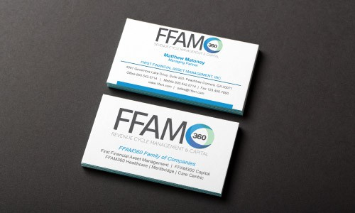 FFAM360 business cards