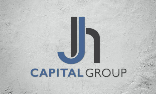 JH Capital Group case study logo design