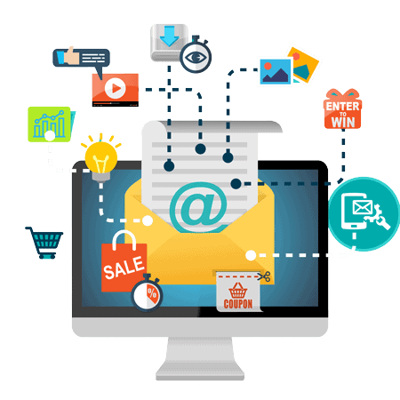 Targeted and strategic email campaigns