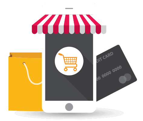eCommerce payments online