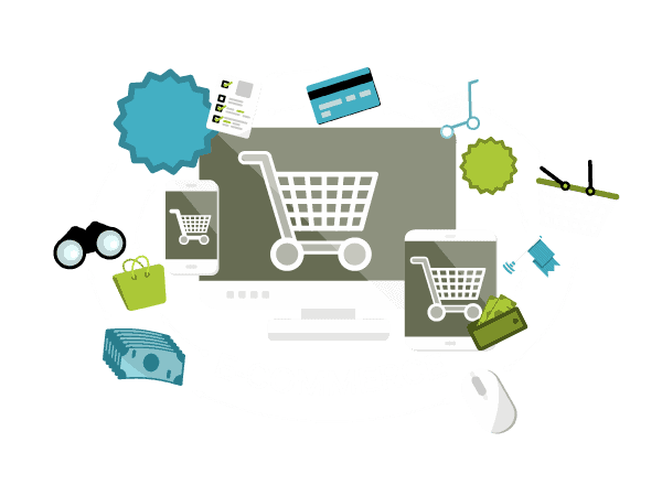 ecommerce on your website to drive online sales