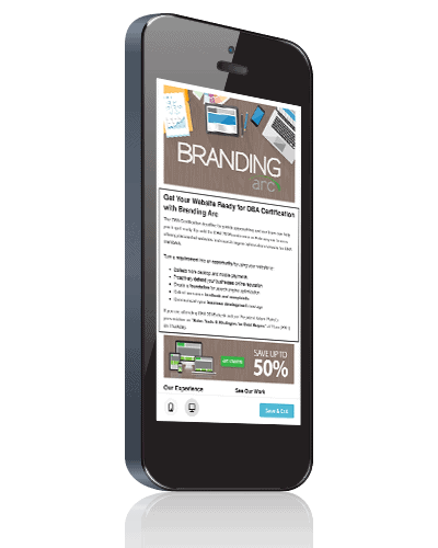Branding Arc Mail Chimp email templates