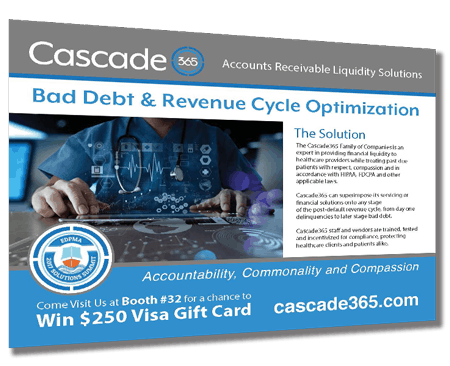 Sales Collateral Cascade365 advertisement